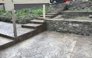 stamped concrete overlay projects in sussex county, nj